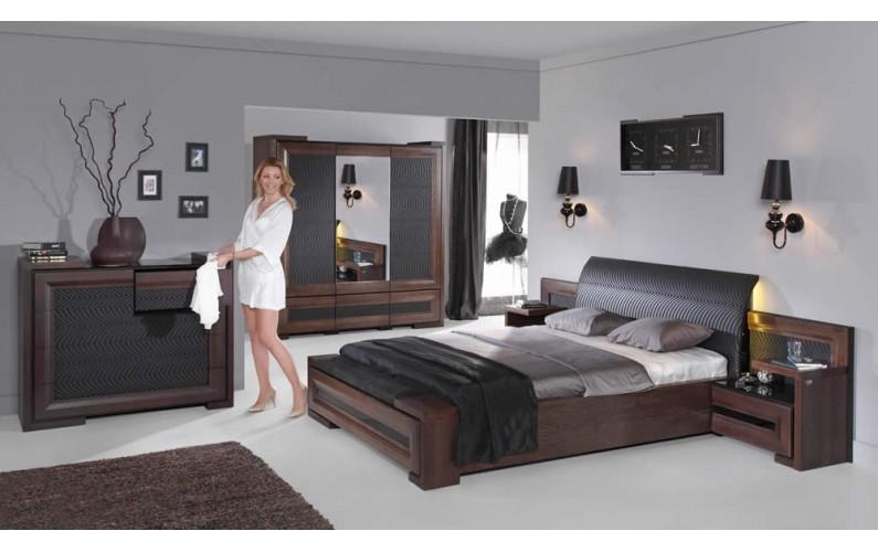 Mebin польская корпусная мебель купить гостиная спальня Corino в минске